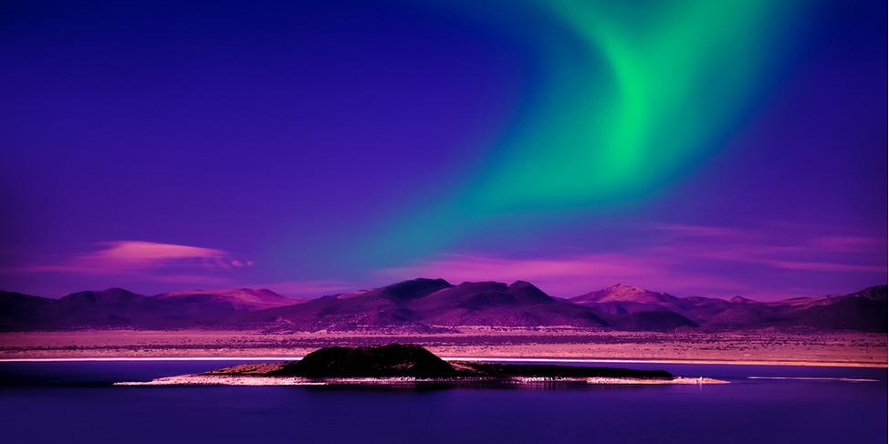 autotour vues volcaniques aurores bor ales voyage islande idiliz. Black Bedroom Furniture Sets. Home Design Ideas