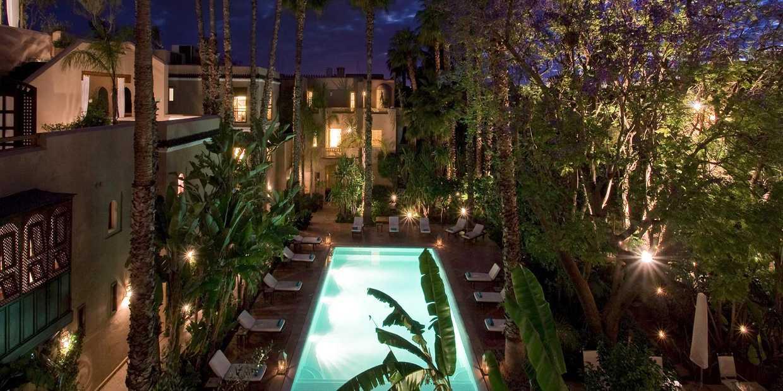 h tel les jardins de la medina voyage maroc idiliz. Black Bedroom Furniture Sets. Home Design Ideas