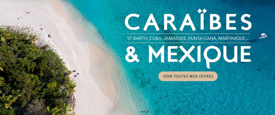 Caraibes-Mexique - 16-05