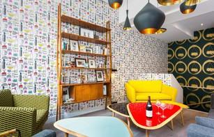 Hôtel Crayon Rouge Paris