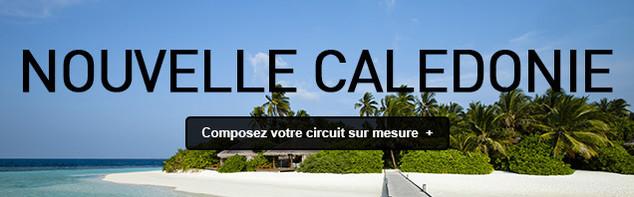 Circuit sur mesure en Nouvelle Calédonie