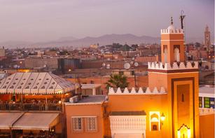 Combiné La Sultana Marrakech & La Sultana Oualidia