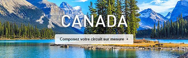 Circuit Sur Mesure au Canada