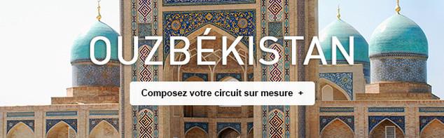 Circuit Sur Mesure en Ouzbékistan