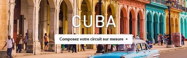 Circuit Sur Mesure à Cuba