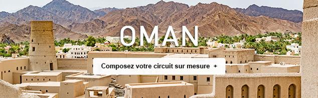 Circuit Sur Mesure à Oman