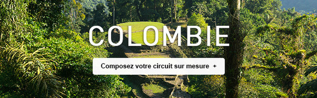 Circuit Sur Mesure en Colombie