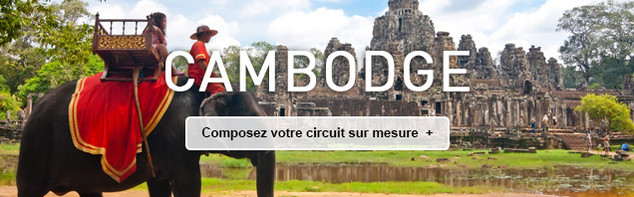 Circuit Sur Mesure au Cambodge