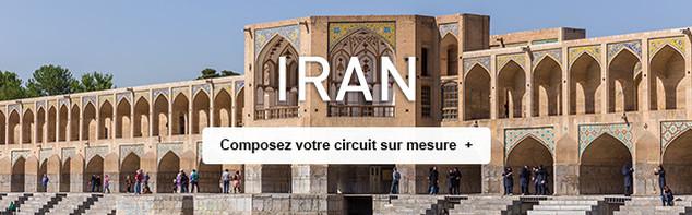 Circuit sur mesure en Iran