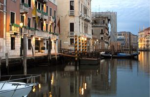 Palazzo Sant' Angelo Sul Canal Grande