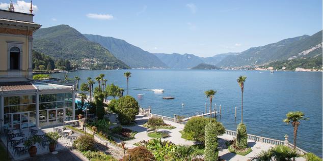 Grand hotel villa serbelloni lac de c me italie - Hotel de charme lac de come ...