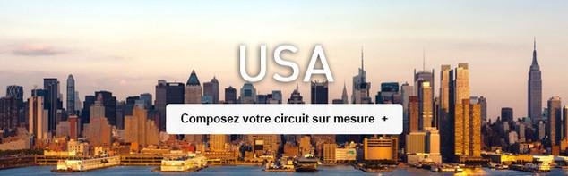 Circuit sur mesure aux Etats-Unis