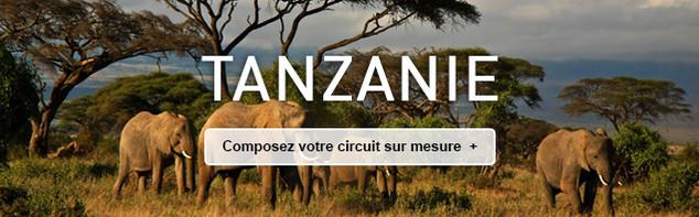 Circuit sur mesure en Tanzanie
