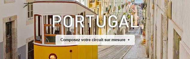 Circuit sur mesure au Portugal