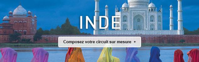 Circuit sur mesure en Inde