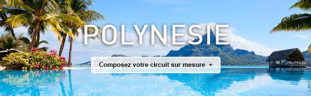 Circuit sur mesure en Polynésie