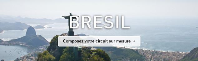 Circuit sur mesure au Brésil