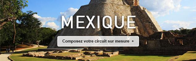 Circuit sur mesure au Mexique