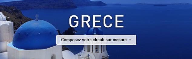 Circuit sur mesure en Grèce