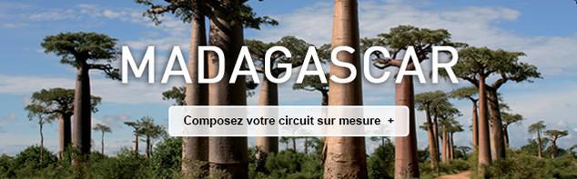 Circuit sur mesure à Madagascar