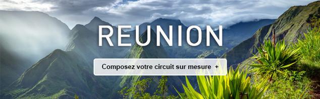 Circuit sur mesure à l'île de la Réunion