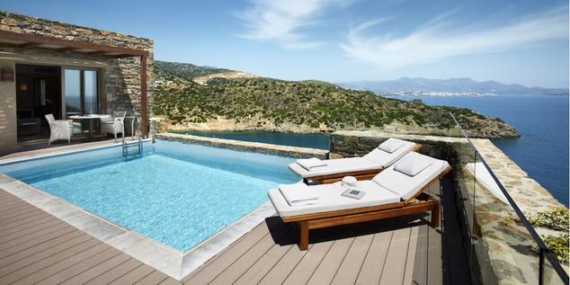 Quatre Villas Grecques À Couper Le Souffle