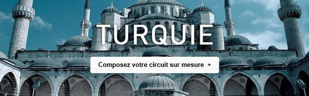 Circuit sur mesure en Turquie