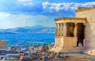 D'Athènes à Paros, merveilles grecques