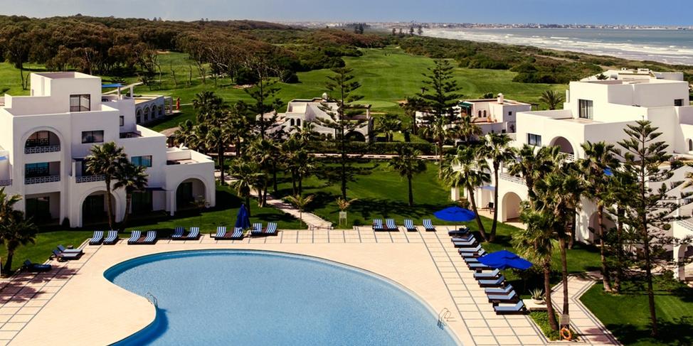 pullman mazagan royal golf spa el jadida maroc